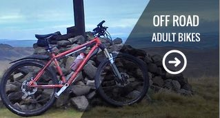 Off road adult bikes